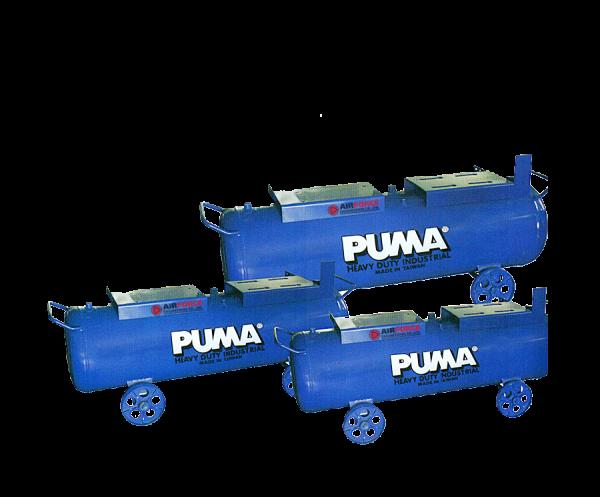 ถังลมเปล่าพร้อมล้อพูม่า PUMA ชลบุรี