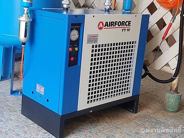 เครื่องทำลมแห้ง AIR DRYER | airforcethai