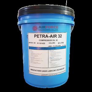 น้ำมันปั๊มลม PETRA-AIR 32 ชลบุรี