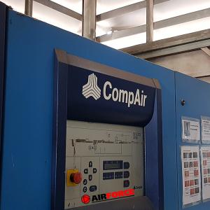 รับซ่อมปั๊มลม CompAir ชลบุรี